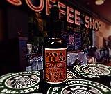 7 Sins Beard OIL Java Lust 1 Fluid Ounce Coffee Tobacco Smell Dropper Top