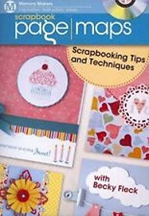 Amazon Scrapbooking Tips And Techniques Becky Fleck Movies Tv