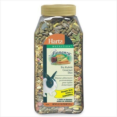 Hartz 95157 23.75 Oz Nutrition™ Bonanza™ Gourmet Rabbit Diet by HARTZ