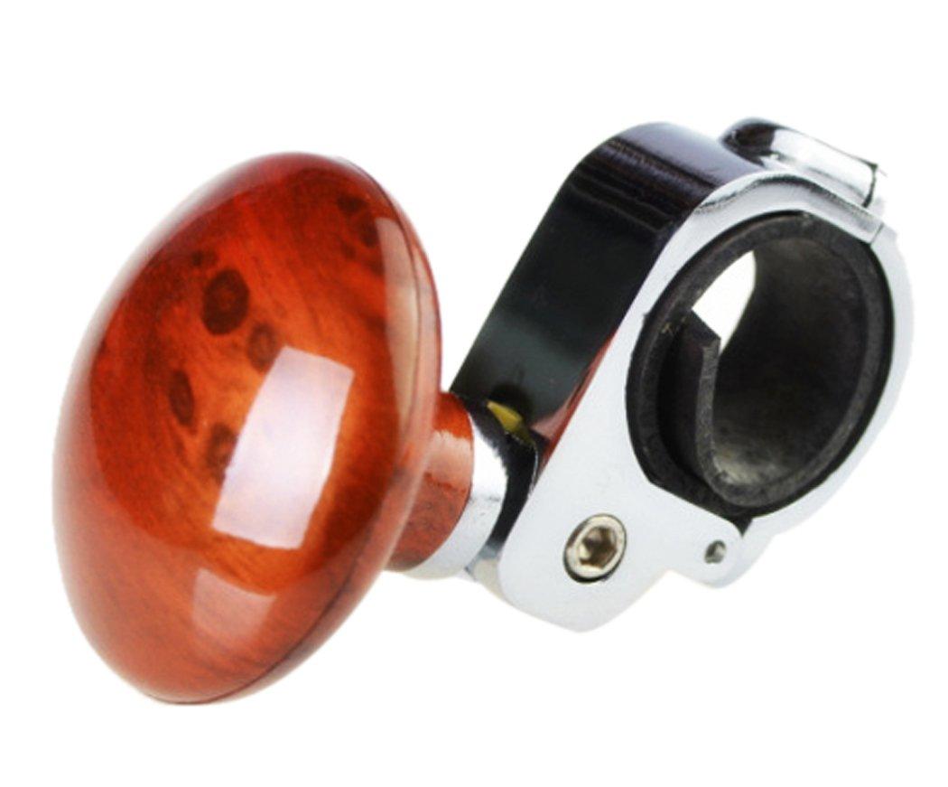 Fansport Lenkradgriff Auto Power Griff Lenkradspanner Universal Fit Lenkrad Spinner