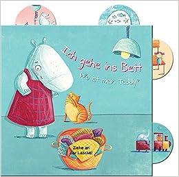 Ich Gehe Ins Bett Wo Ist Mein Teddy 9789463343626 Amazon Com Books