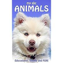 My ABC Animals: Alphabet Kids Book