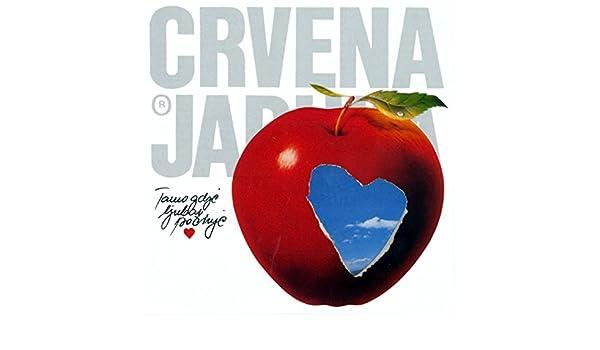 crvena jabuka tamo gde ljubav pocinje mp3