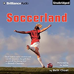 Soccerland Audiobook