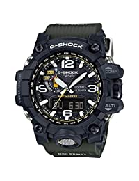 Casio MUDMASTER GWG1000-1A3 Triple Sensor Smart Access Wristwatch