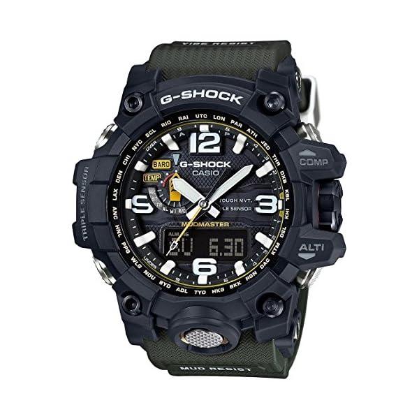 51fi0fjScsL. SS600  - Casio Watch (Model: GWG1000-1A3)