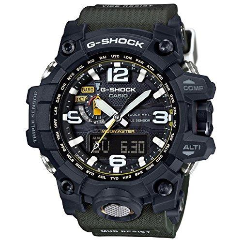 Casio G Shock Mudmaster Black Tone GWG1000 1A3