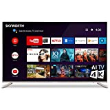 "SKYWORTH G2A Series 55"" 4K 2160p UHD HDR 60Hz LED Smart Android TV Chromecast A53 Quad-Core 60Hz 55G2A"
