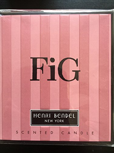 Henri Bendel FIG Scented Candle in Glass Jar by Henri Bendel