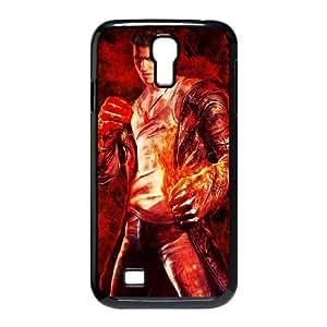 DmC Devil May Cry Samsung Galaxy S4 9500 Cell Phone Case Black 53Go-017424