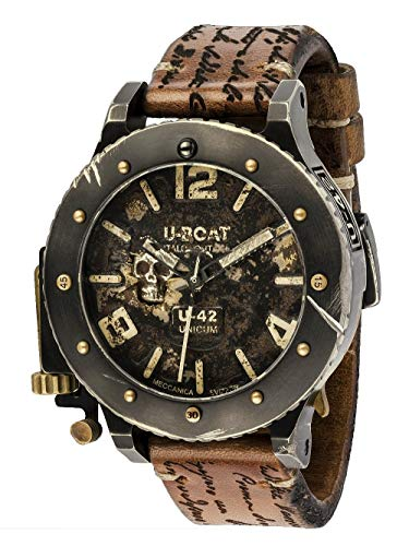 U-boat u-42 unicum 8188 Mens Swiss-Automatic Watch, used for sale  Delivered anywhere in USA