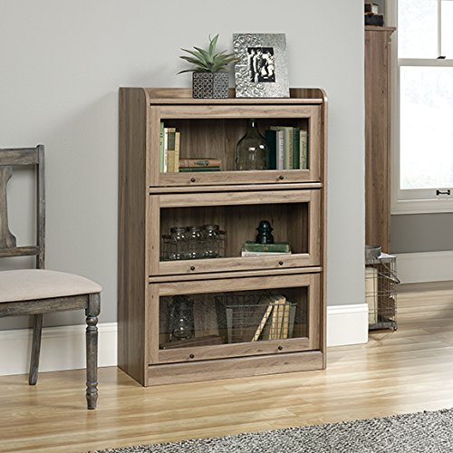 Barrister Lane Bookcase, Salt Oak Finish