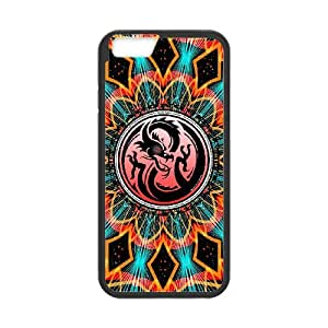 iPhone 6 Plus 5.5 Inch Phone Case Chinese Ancient totem Dragon J5238