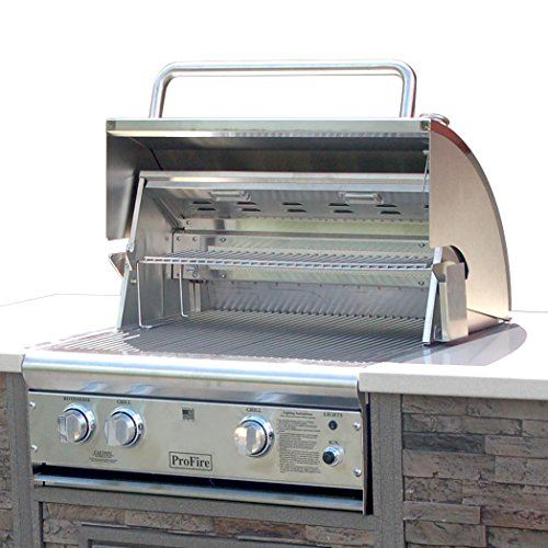 ProFire Professional Deluxe Series - Parrilla de Gas propano ...