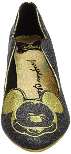Irregular Femme A Glitzy Mickey Escarpins Choice Noir BwvrURBq