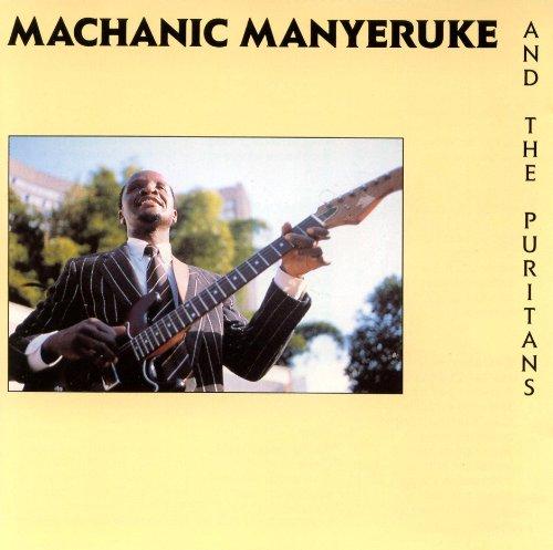 Machanic Manyeruke and the Puritans by Flying Fish