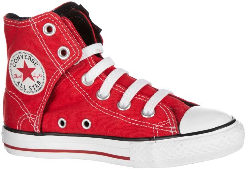 Converse Ct Easy Slip On Sneakers Bambini Rosso / Bianco