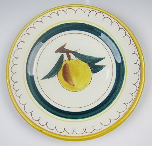 Stangl Pottery FRUIT 3697-YELLOW Bread and Butter Plate(s) VERY GOOD