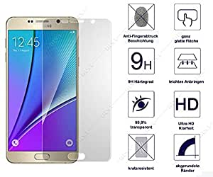 2x Cristal protector + 1x Gratis. Para Samsung Galaxy S5Mini tanque Cristal protector de pantalla 9H Disa