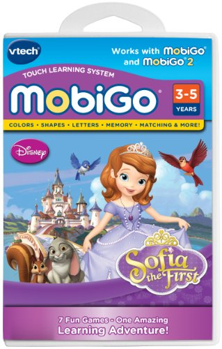VTech MobiGo Software Cartridge - Disney Sofia the ()