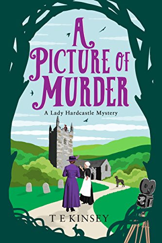 A Picture of Murder (A Lady Hardcastle Mystery Book -