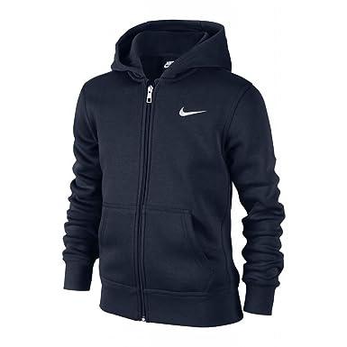 984930e19 Nike 619069-010 - Sudadera con capucha para niños: Amazon.es: Ropa y  accesorios