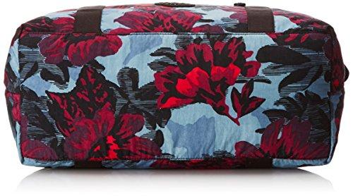 De Kipling Voyage multi Bloom Art Blue Couleur Rose 1 M Sac Alex qUwO7wtH