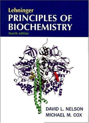 By Albert L Lehninger - Principles Of Biochemistry 4E (4th edition, revised) (4.6.2004) PDF