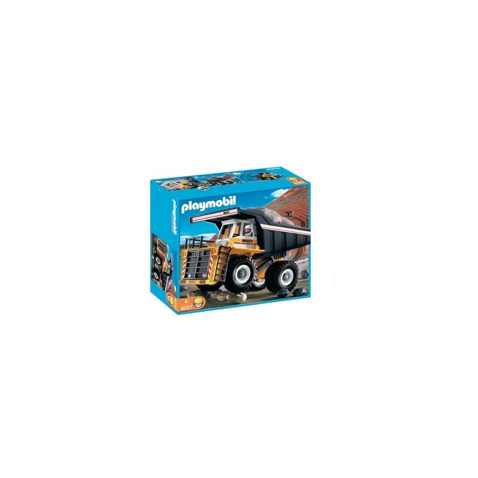4037 Transport Set Heavy Duty Dump Truck  Toys & Games