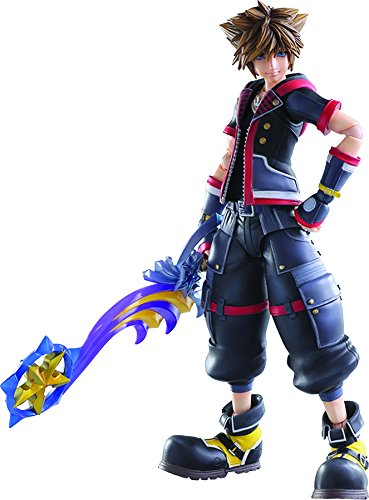 Square Enix Kingdom Hearts III: Sora Play Arts Kai Action Figure