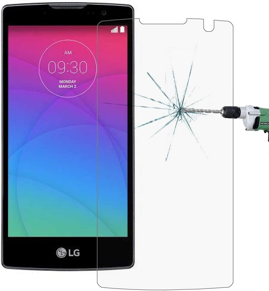 Wangl Mobile Phone Tempered Glass Film 100 PCS for LG Joy 0.26mm 9H Surface Hardness 2.5D Explosion-Proof Tempered Glass Film Tempered Glass Film