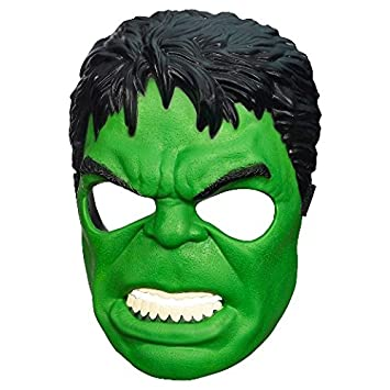 Partysanthe Hulk mask /Hulk Musk for Adults/Super Hero Hulk Camouflage Face Mask Cosplay for Party