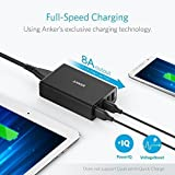 Anker 40W/8A 5-Port USB Charger PowerPort 5, Multi-Port USB Charger for iPhone 6/6 Plus, iPad Air 2/Mini 3, Samsung Galaxy S6/S6 Edge and More