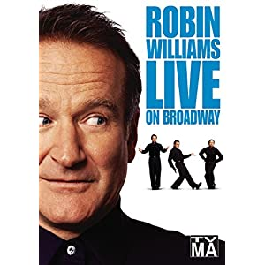 Robin Williams: Live On Broadway | NEW COMEDY TRAILERS | ComedyTrailers.com