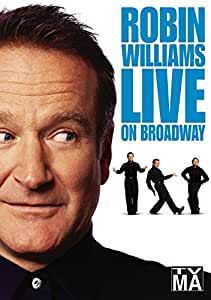 Robin Williams: Live On Broadway [Import]
