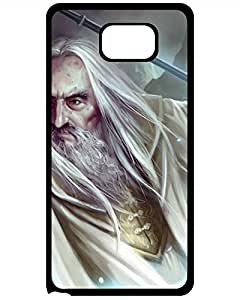 Hot 8965292ZJ617473041NOTE5 Discount Excellent Design Saruman Case Cover For Samsung Galaxy Note 5 April F. Hedgehog's Shop