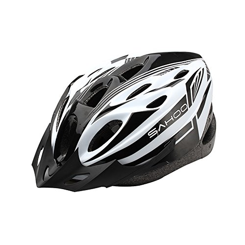 ideal-life-adult-cycling-helmet-with-visor-and-rear-led-light-black