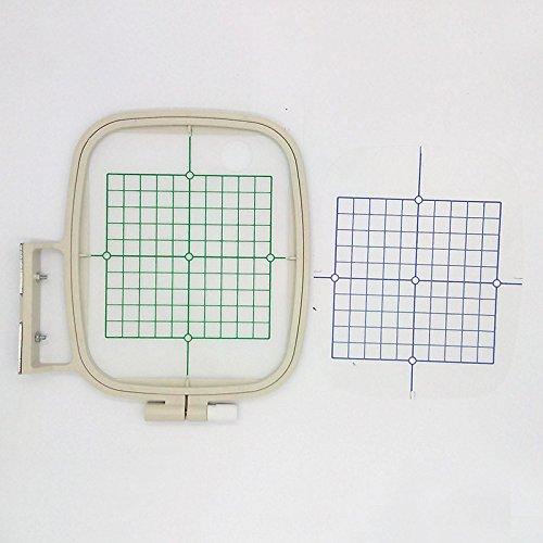 HONEYSEW Medium Embroidery Hoop For Brother Innovis 700El...