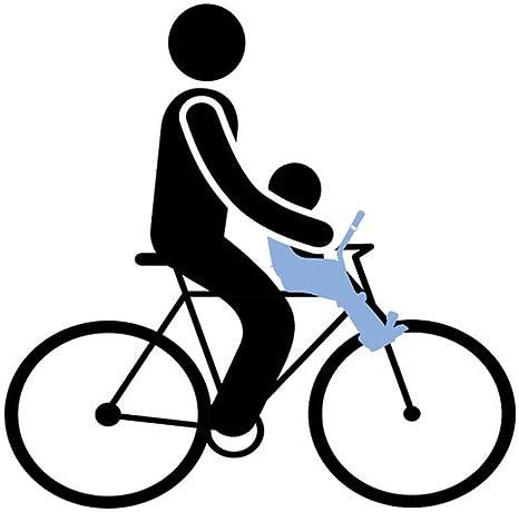Thule - Asiento infantil delantero para bicicleta, color blanco, talla única: Amazon.es: Deportes y aire libre