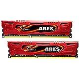 G.SKILL Ares Series 16GB (2 x 8GB) 240-Pin DDR3 SDRAM 2133 (PC3 17000) Desktop Memory F3-2133C11D-16GAR