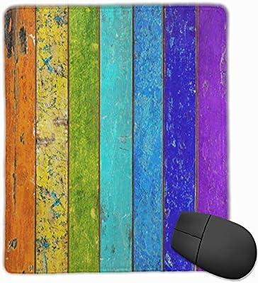 Wandplank Retro Cubes.Amazon Com Jdnniyoejwa Mouse Pad Colorful Wooden Plank Retro