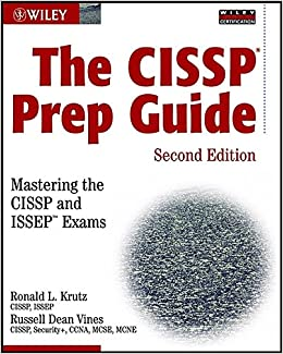 the-cissp-prep-guide-mastering-the-cissp-and-issep-exams-wiley-security-certification