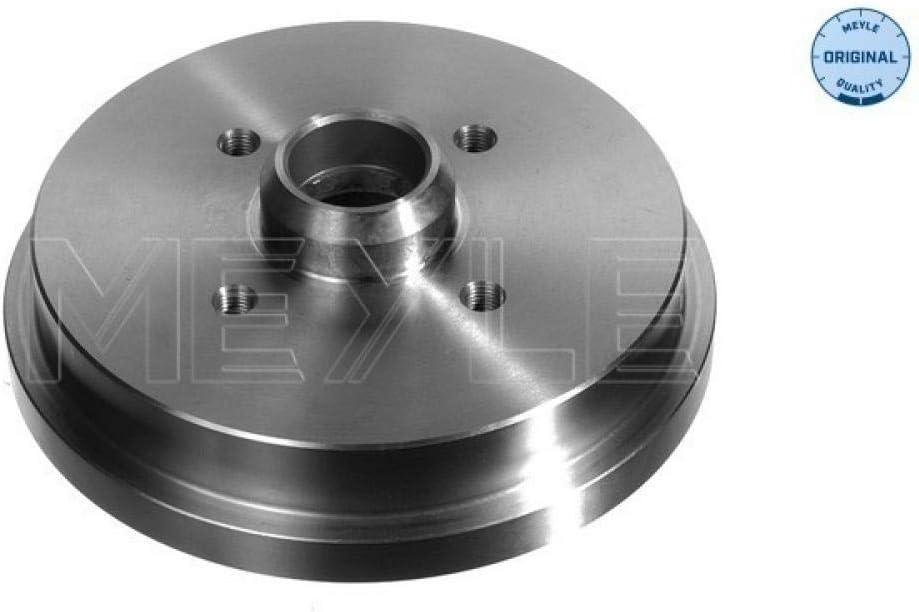 x2 MEYLE 115 523 1010 Bremstrommel Hinten