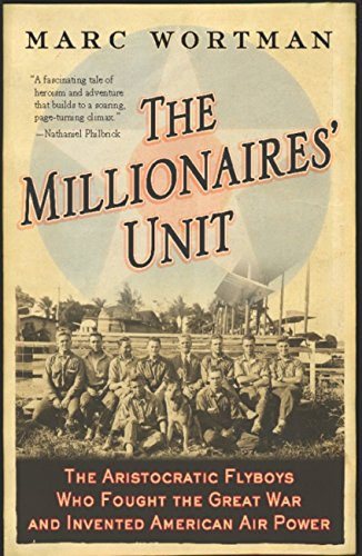 The Millionaires' Unit: The Aristocratic Flyboys Who Fought the Great War and Invented American Air (Unit Pilot)
