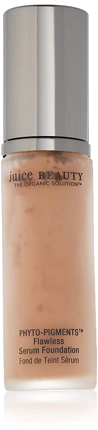 Juice Beauty Phyto-Pigments Flawless Serum Foundation, Vegan, Cruelty Free, Organic Ingredients, Parabens and Sulfates Free