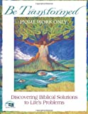 Be Transformed Homework Book, Scope Staff, 147001355X