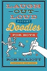 Laugh-Out-Loud Pocket Doodles for Boys Paperback