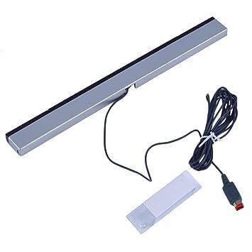 AzuNaisi Reemplazo de conexión de Cable de Rayo infrarrojo del Sensor de Movimiento Bar Compatible con