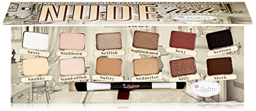The balm nude tude palette pic 933