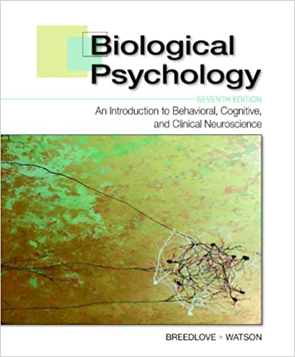 biological psychology breedlove 7th edition